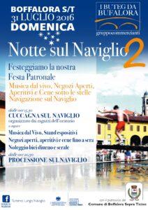 Notte sul Naviglio 2016